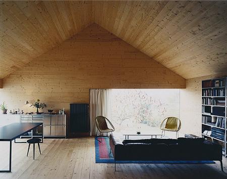Decorar una casa de madera decoraci n - Fotos de casas de madera por dentro ...