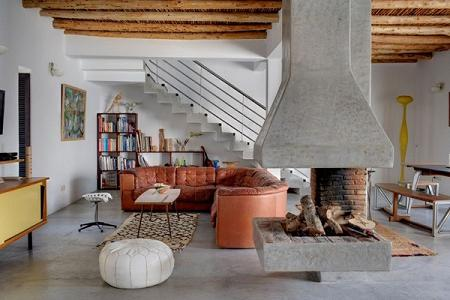 decoraci n de interiores de estilo ecl ctico decoraci n. Black Bedroom Furniture Sets. Home Design Ideas