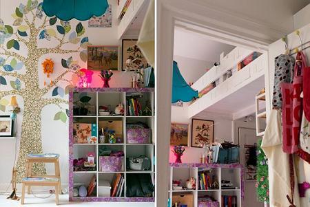 Decoraci n original decoraci n - Dormitorio infantil original ...