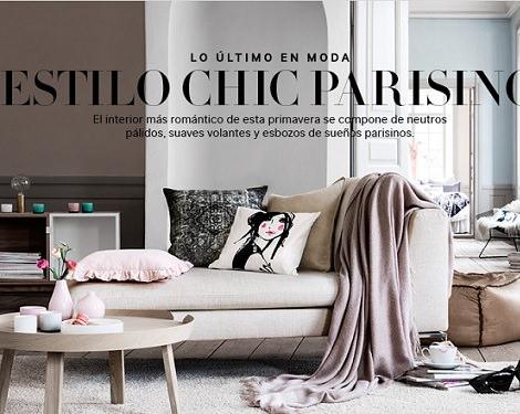 cat logo de h m home primavera verano 2014 decoraci n. Black Bedroom Furniture Sets. Home Design Ideas