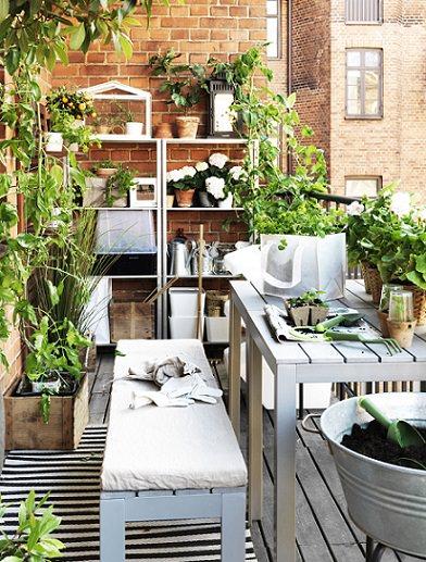 Cat logo de ikea primavera verano 2014 - Ikea ideas jardin pau ...