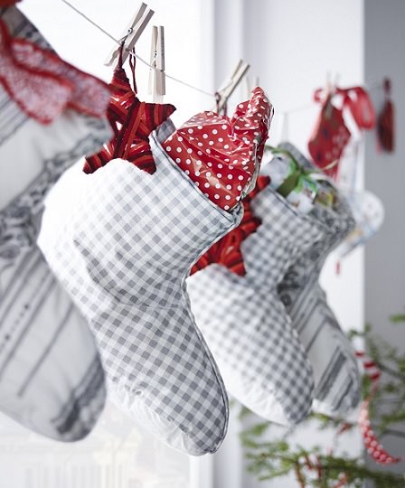 zapatillas de Navidad de Ikea 2014 2015