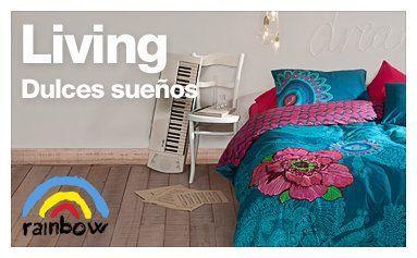 Desigual living oto o invierno 2012 2013 decoraci n - Desigual ropa de cama ...