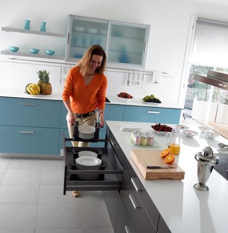 Decoración cocinas pequeñas muy funcionales: ideas para conseguirlo
