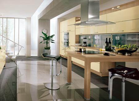 ideas para crear una cocina con comedor