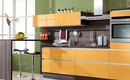 Cocinas con pen nsulas tendencias e ideas para hacer tu cocina m s pr ctica decoraci n - The singular kitchen ...