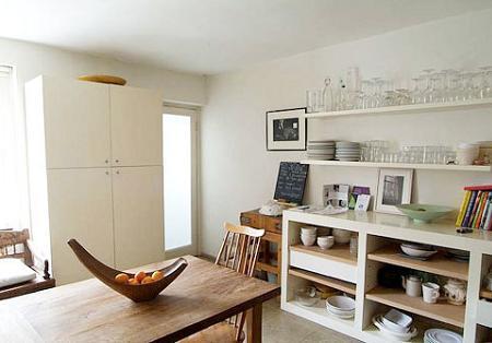 Decorar la cocina con la vajilla decoraci n - Muebles para vajilla ...