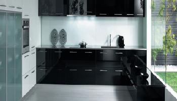 Decoraci n ideas para ahorrar espacio en la cocina for Muebles de cocina hasta el techo