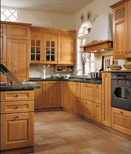 Decoraci n 10 fotos de cocinas r sticas - Imagenes de cocinas rusticas ...