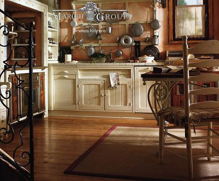 Cocinas r sticas decoraci n - Cocinas con encanto ...