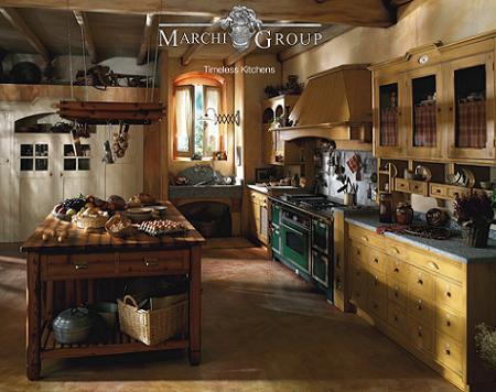 Decoraci n cocinas r sticas - Cocinas rusticas de campo ...