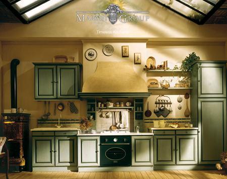 Decoraci n cocinas r sticas - Cocinas rusticas imagenes ...