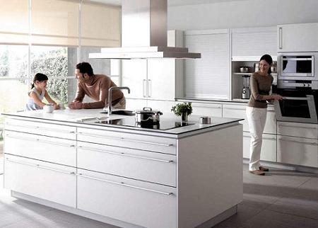 Modelos de cocinas estratificadas