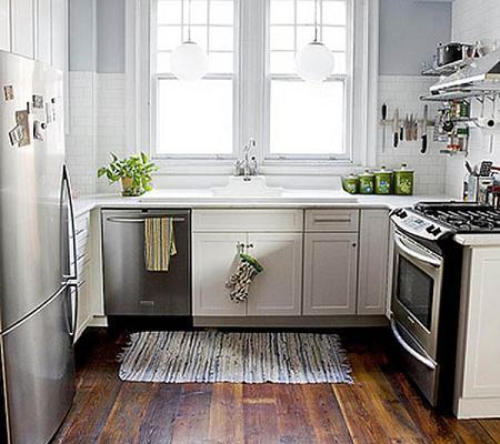 Puertas , clÓset y cocinas en madera: cocinas pequeÑas para ...