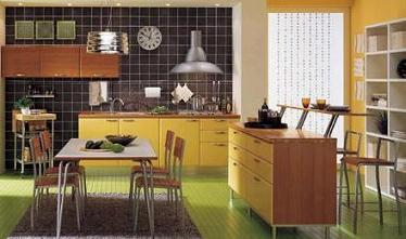 cocina en colores de Morales