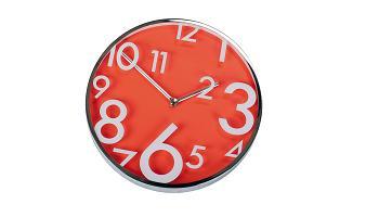 Cuelga un original reloj de pared en tu cocina decoraci n for Reloj de cocina original