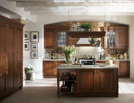 Cocinas r sticas con muebles cl sicos y vintage for Cocinas vintage modernas
