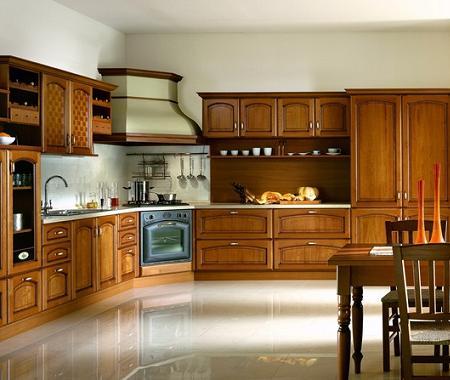 Cocinas r sticas con muebles cl sicos y vintage for Decoracion cocinas rusticas