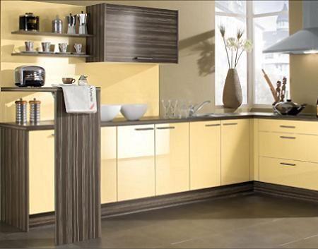 Cocinas amarillas decoraci n page 2 - Cocinas amarillas ...