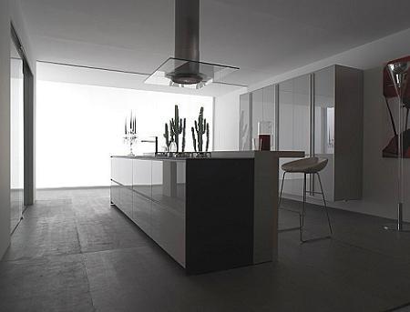 Decoración Muebles de acero inoxidable para tu cocina