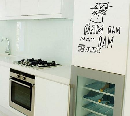 Decoraci n m s vinilos decorativos para cocina - Vinilos decorativos para banos y cocinas ...