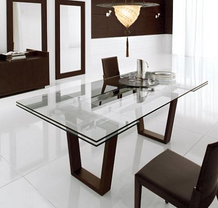 Las mesas de comedor m s innovadoras y chics de cattelan - Decoracion para mesa de comedor ...