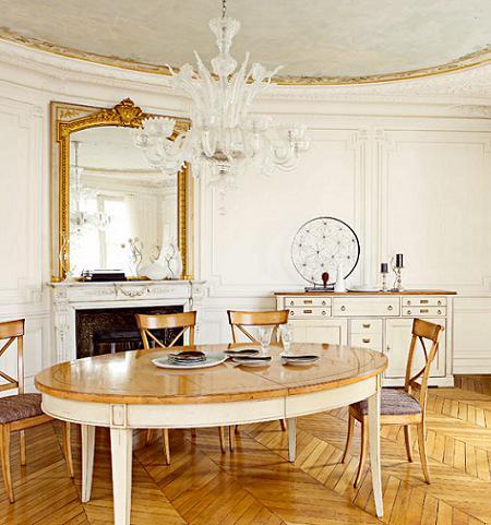 Decoraci n consejos para iluminar la mesa del comedor for Table roche bobois occasion