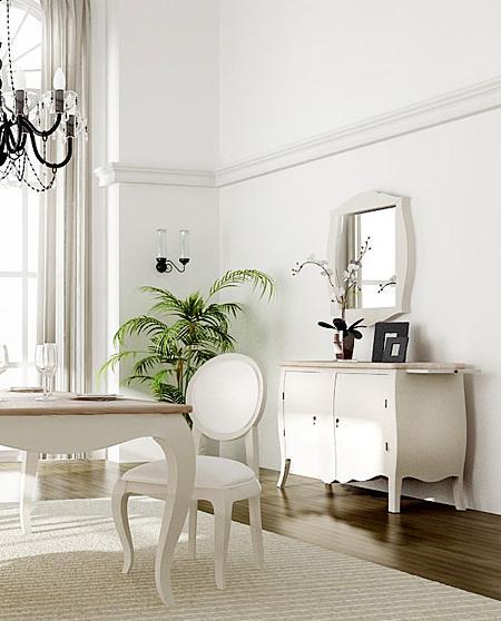 Comedores vintage con mesas extensibles decoraci n - Portobello decoracion ...