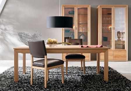 10 comedores minimalistas decoraci n for Comedores minimalistas