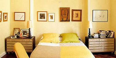 Decoraci n ideas de decoraci n para el dormitorio - Dormitorios sin cabecero ...