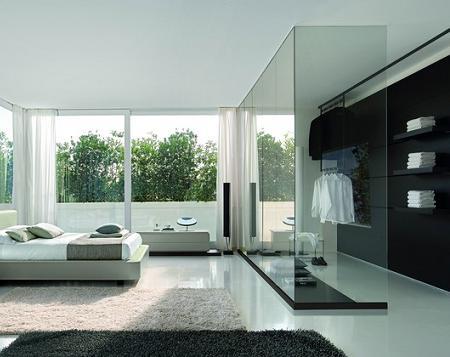 Dormitorio de diseño, muy inspirador!
