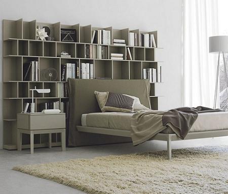 Ideas decoraci n dormitorio cabecero librer a decoraci n for Cabeceros cama carrefour