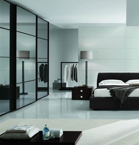 Decoraci n dormitorios armarios decoraci n for Armarios elegantes