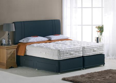 Decoraci n camas con cajones for Cajones bajo cama ikea