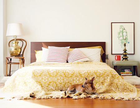 Decoraci n la cama en el suelo - Suelo habitacion ninos ...