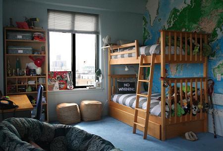Decoraci n habitaci n con literas - Habitacion con literas ...