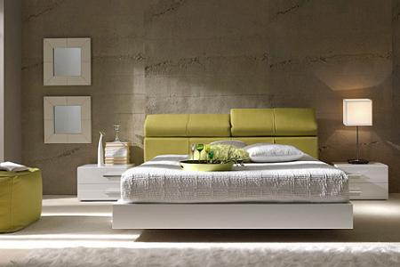 Tendencias en camas de dise o decoraci n - Camas sin cabecero ...