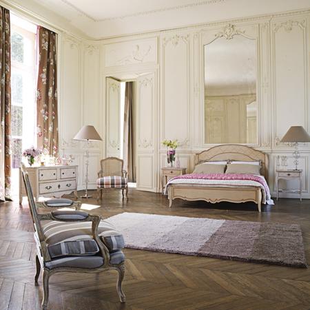 Dormitorio vintage de RocheBobois