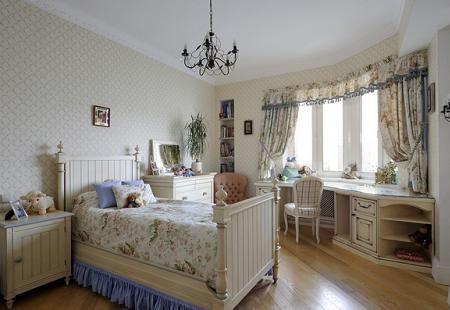 Decoraci n decoraci n de habitaciones infantiles cl sicas - Dormitorios infantiles clasicos ...