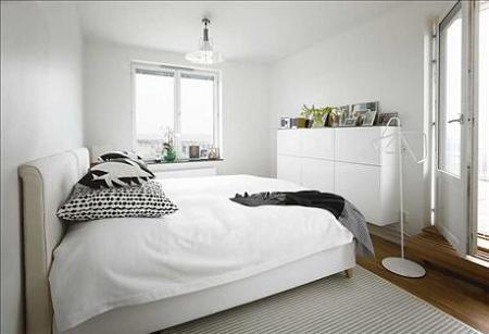 Dormitorios de estilo n rdico decoraci n for Dormitorio estilo nordico ikea