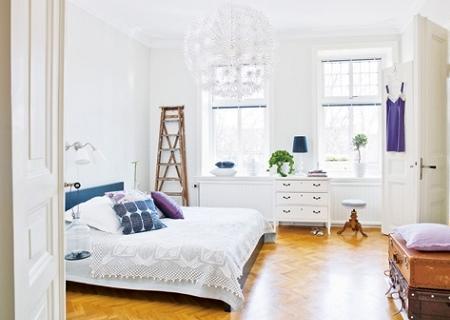 Dormitorios de estilo n rdico decoraci n - Dormitorios estilo nordico ...