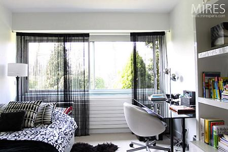 Habitacion minimalista juvenil - Dormitorios juveniles minimalistas ...