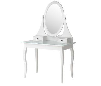 5 muebles auxiliares de dise o para el dormitorio - Espejo hemnes ikea ...