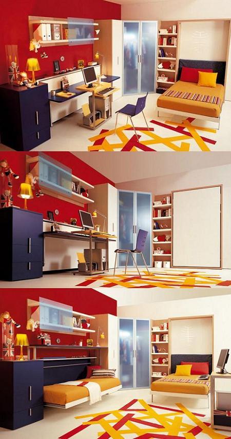Dormitorio de Clei