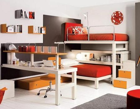 50 fotos de dormitorios infantiles de dise o decoraci n for Programa diseno habitaciones