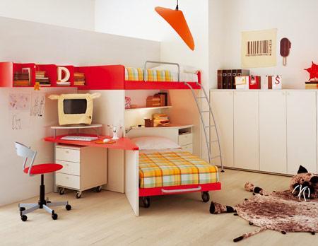 Decoraci n 50 fotos de dormitorios infantiles de dise o for Programa decoracion habitaciones