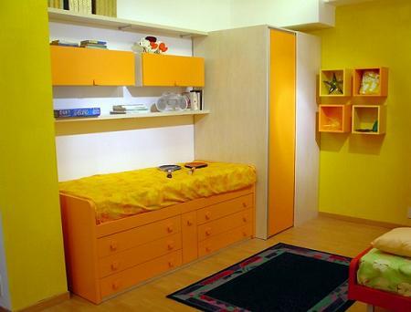 Decoración 50 fotos de dormitorios infantiles de diseño