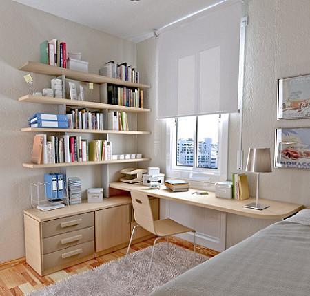 Decoraci n decoraci n de dormitorios infantiles ideas for Decoracion de oficinas juveniles