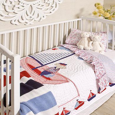 Dormitorios infantiles textiles de cama s banas fundas - Colchas infantiles zara home ...