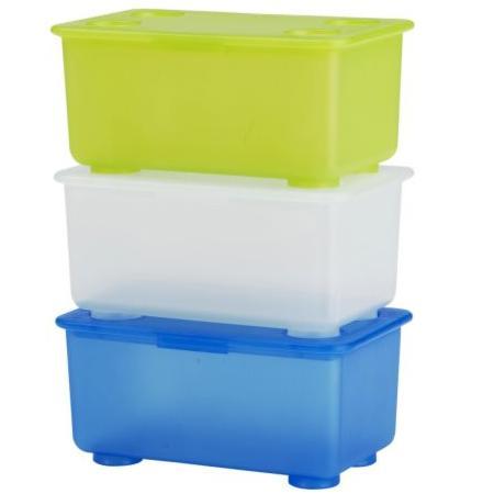 Ideas para el almacenaje de juguetes en habitaciones infantiles